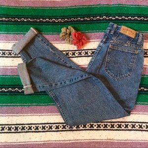 VINTAGE HIGH WAISTED MOM JEAN RIDERS SZ 6